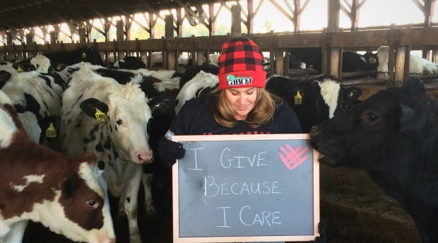 As Cabot Farmers we are proud to be a part of Giving Tuesday.