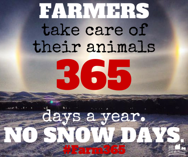 It isn't how well we care for our animals that is debated but the fact that animal agriculture is our way of life.
